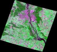 Цифрова база  екологічної підтримки Києва
